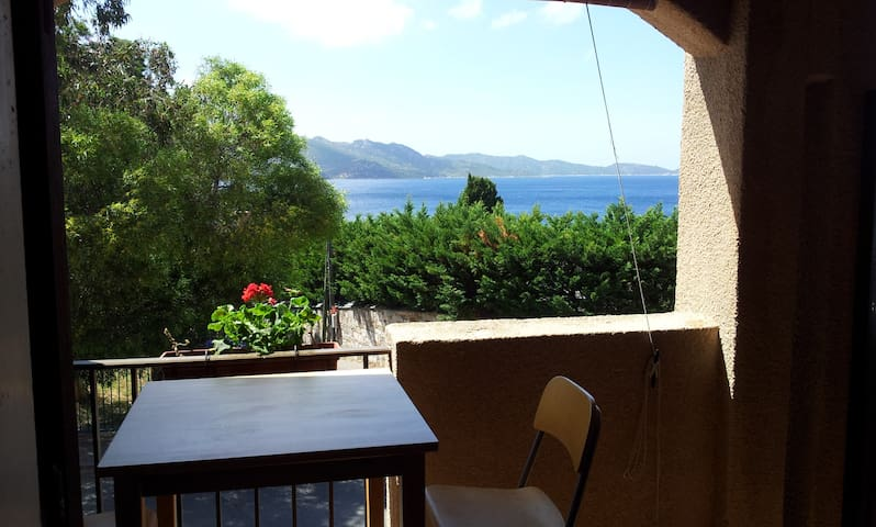 One bedroom flat close to the see and town center - Saint-Florent