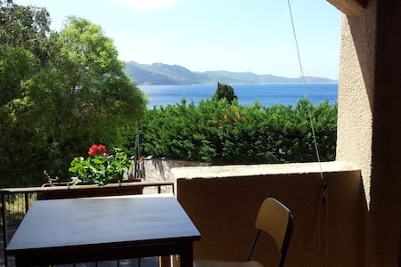 One bedroom flat close to the see and town center - Saint-Florent - Apartment