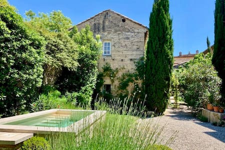 Spacious duplex, 5 minutes from Avignon