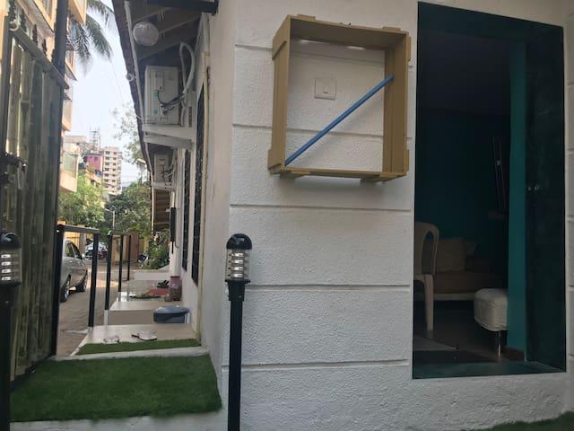 """Independent House-""""A""""-Bandra-Carter road-Mumbai"""