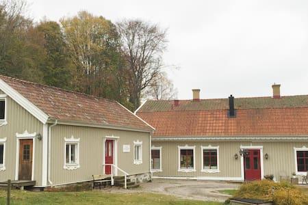 Havsnära stuga, Gustafsberg i Uddevalla - Uddevalla - Cabaña