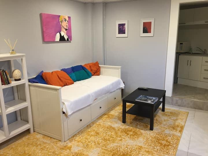 Modern studio in the heart of Marrickville