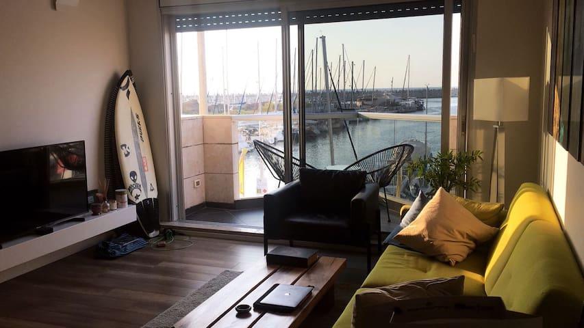 Cozy premium appartement Marina village