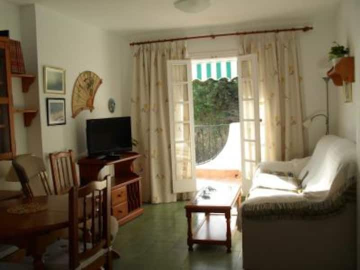 Apartamento en primera linea de Playa La Barrosa