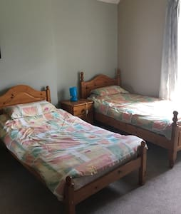 Drumroan House - Twin Room