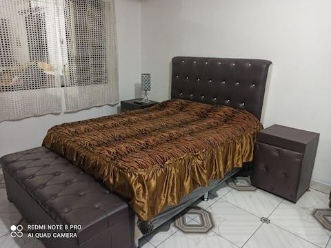 Unabhängige, komfortable und ruhige Wohnung