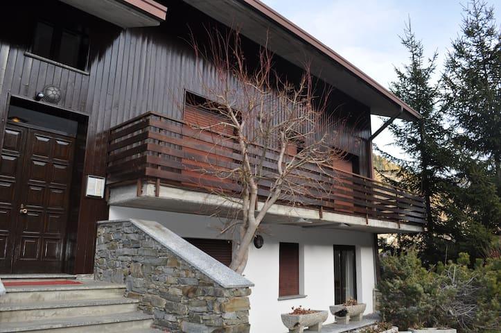 Cozy Apartment in Valtellina - San Pietro - Apartment