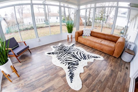 Modern 4 Br (Monthly) - Asbury Park, Lux Amenities