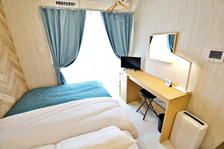 Center of Okinawa! Must stay!Gr8 access! ML204-218