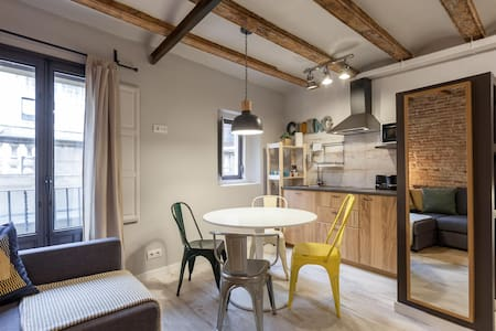 City Center Trendy Loft - Barcelona