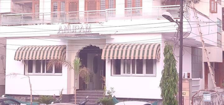 Sharda - Anupam Guest House.