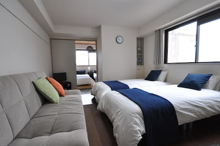 For 7 people! Shibuya 4min train! - Setagaya-ku