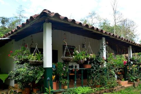 Casa campestre La Fortuna.