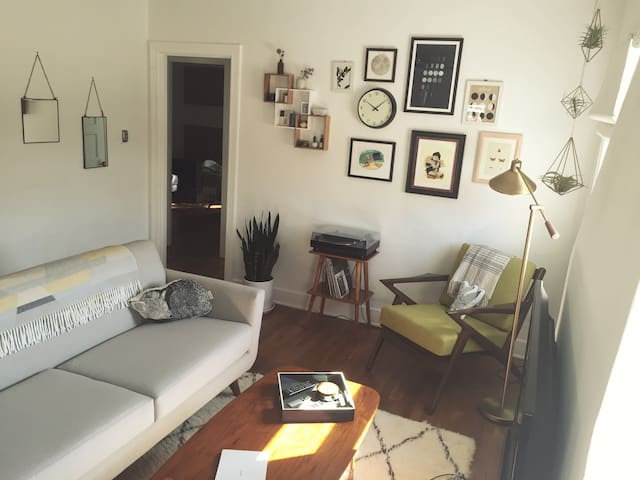 Echo Park Bungalow - Los Angeles - Casa