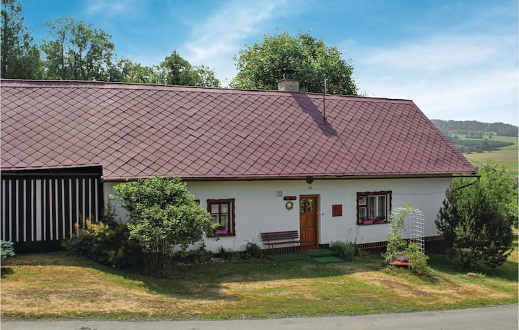 Holiday cottage with 3 bedrooms on 79m² in Haje nad Jizerou