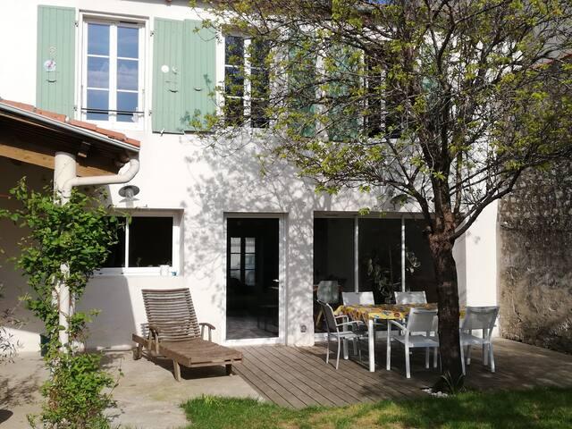 Belle maison  dans La Rochelle proche Ile de Ré
