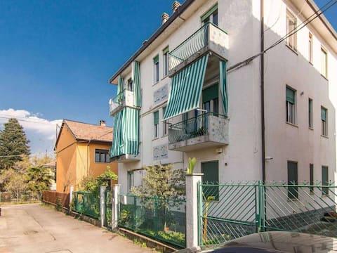 Appartamento sul Po immerso nel verde