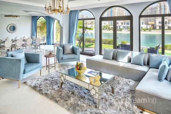 Luxury Beach Villa - The Palm
