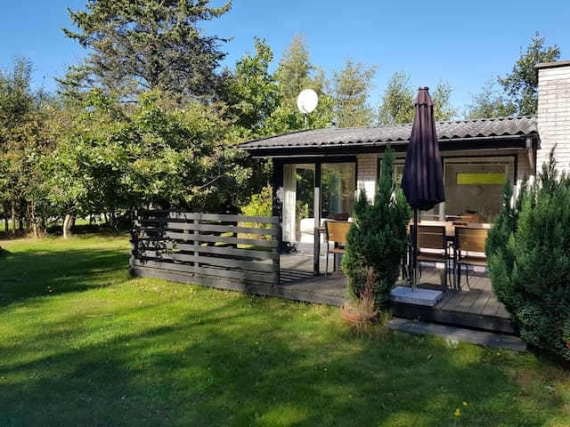 Family friendly 60's nordic vacation home