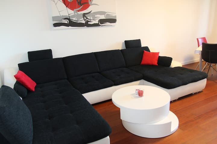 Comfortable apartment 10 min from Lux city center