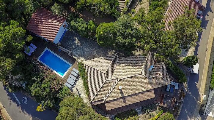 Big Property - Private Pool - Fabulous Sea Views