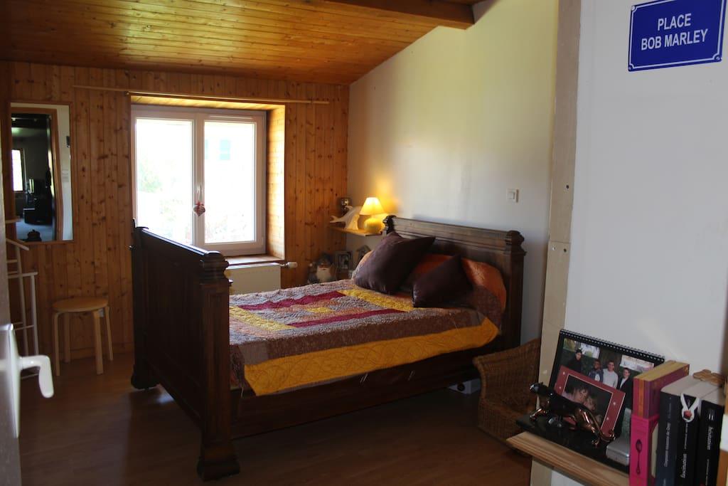 Chambre pour 1 personne ou pour des petits amoureux