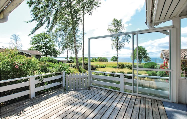 Holiday cottage with 3 bedrooms on 55m² in Köpingsvik