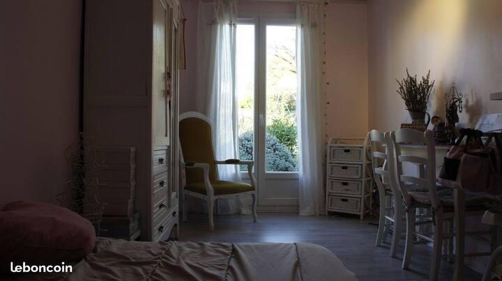 Chambres au pied des Valois