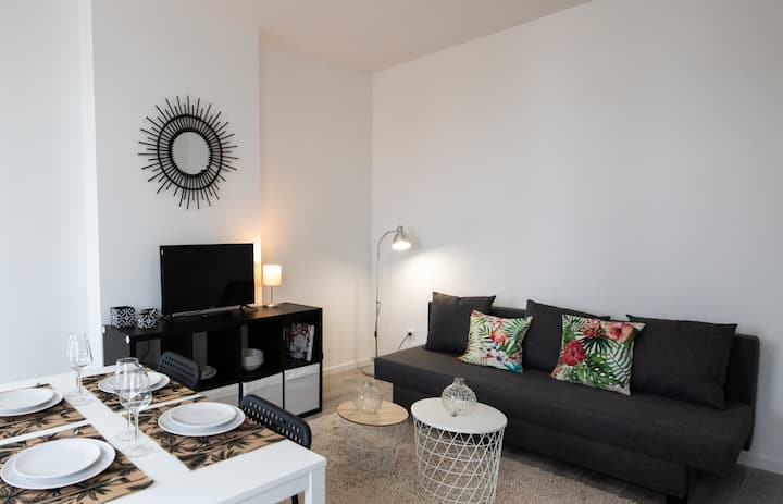 The Mille - Lovely modern & cosy apartment in a vibrant neighbourhood