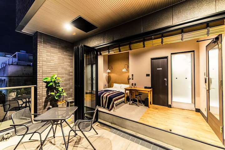 【Staying Plan】 TERRACE DOUBLE ROOM