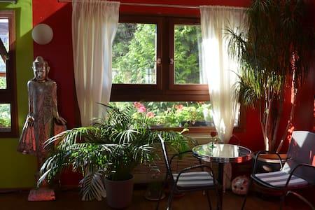 Chambre individuelle dans une maison près de Paris - Bagnolet - House