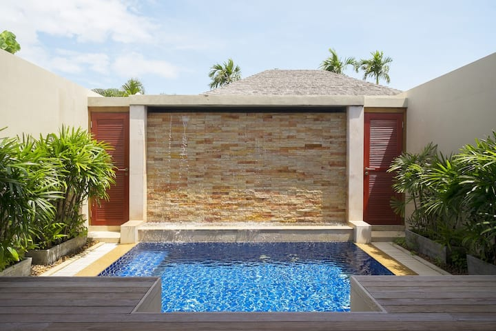 Beautiful 1BR pool villa walk to Bangtao beach8