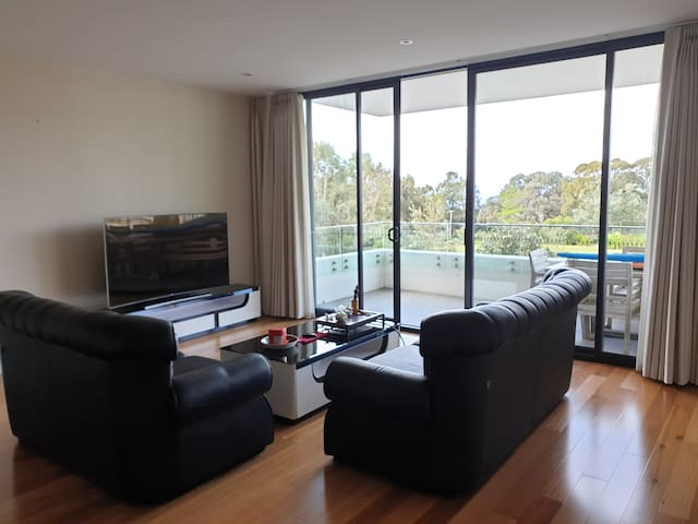 Luxury Three Bedrooms Apartment,Near New Condition