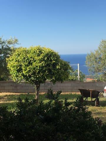 Location estivale en balagne - Santa-Reparata-Di-Balagna - Huis