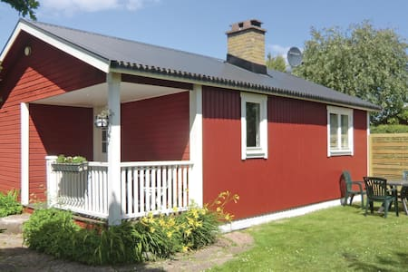 Holiday cottage with 1 bedroom on 55m² in Borgholm