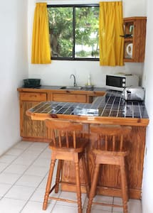 Studio with kitchenette near beach and airport - Apartment