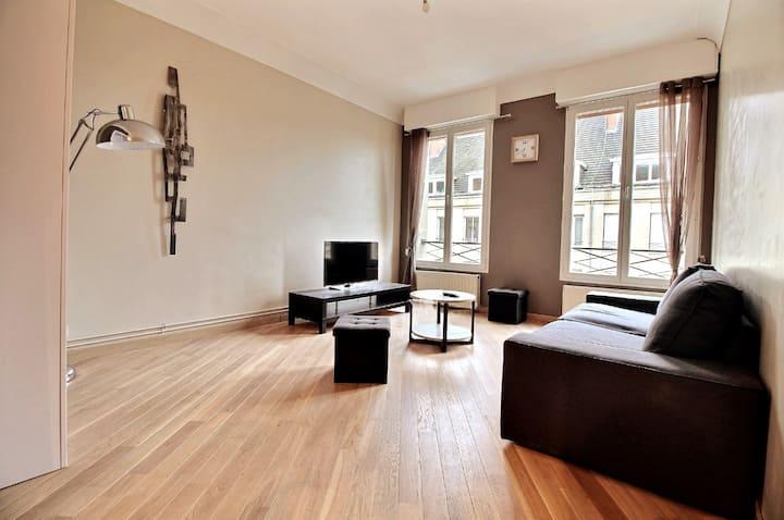 Appartement 55m² Valenciennes Hyper Centre