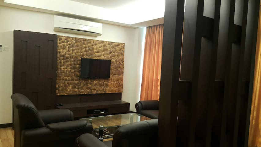 2 bed room at city point L 2 - Kota Bharu