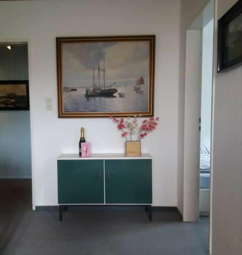 Gemütliche Wohnung auf Wangerooge