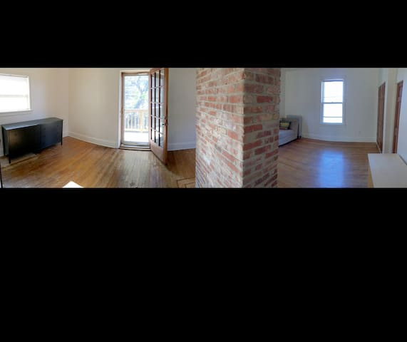 2Bdrm. Private. 1 Blk to Ferry. Water&City Views - Staten Island - Casa