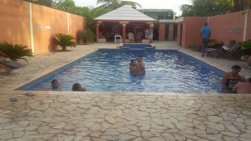 Hospedaje Elisha - Santo Domingo Este - Apartmen