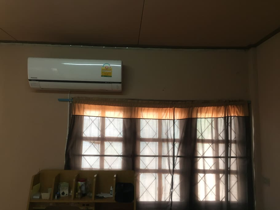New air con. Best cooling
