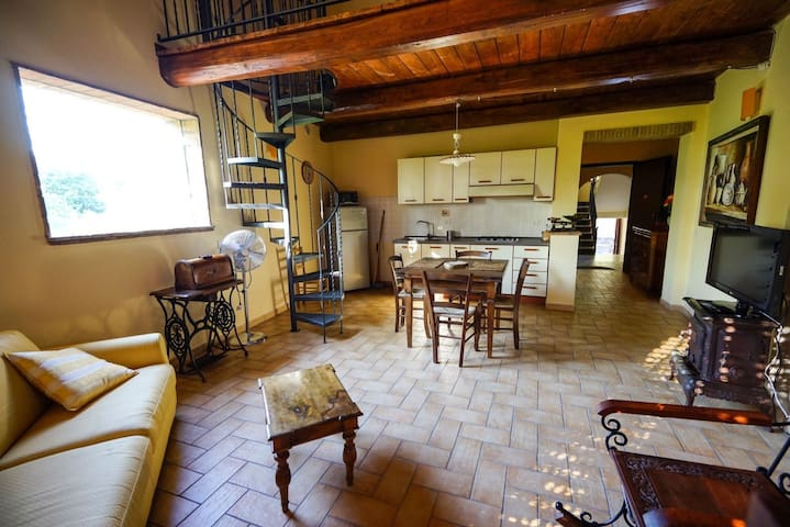 Country house Soratte vicino Roma