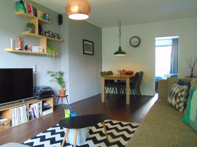 Centrally located apartment in Rotterdam