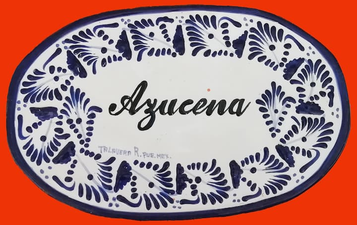Azucena. Casa 2