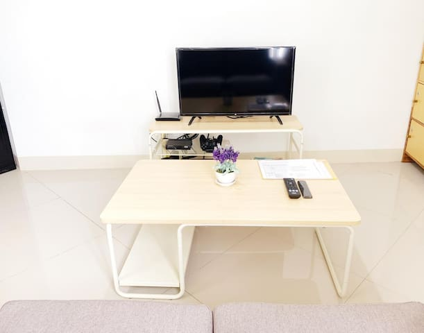 BEST LOCATION Apt Semanggi WIFI 80sqm 2BR Jkt