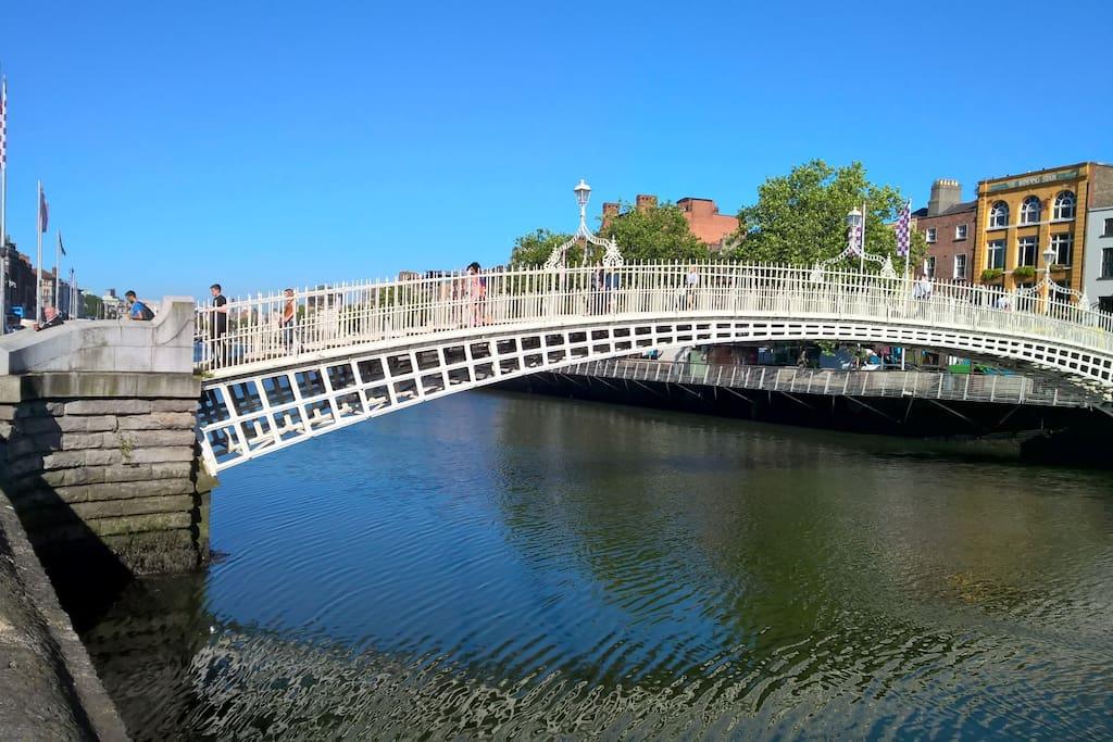 Airbnb Dublin City Centre