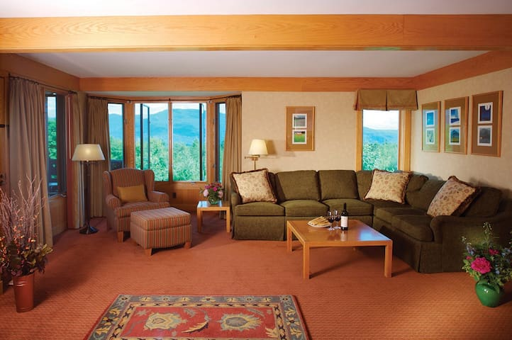 Trapp Family Lodge Guest House - Stowe - Chalet