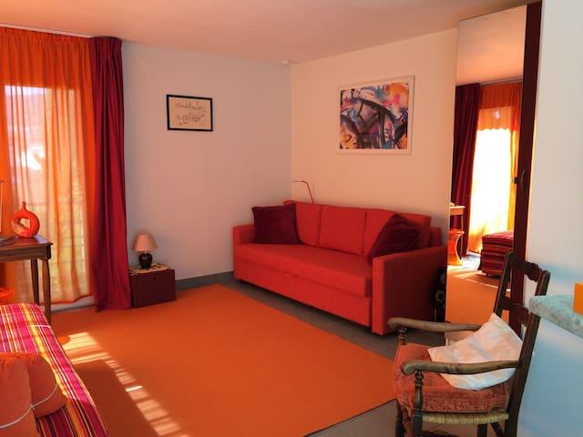 Villa-Studio  au vert dans Clermont