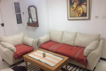 belle villa  ensoleillee dans un quartier calme - Mahdia - Dom